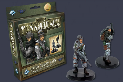 Tannhäuser: Union Troop Pack