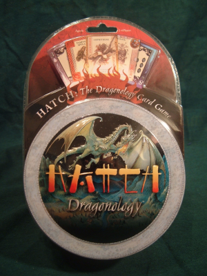 Hatch:  the Dragonology Card Game