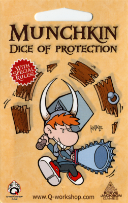 Munchkin Dice Of Protection