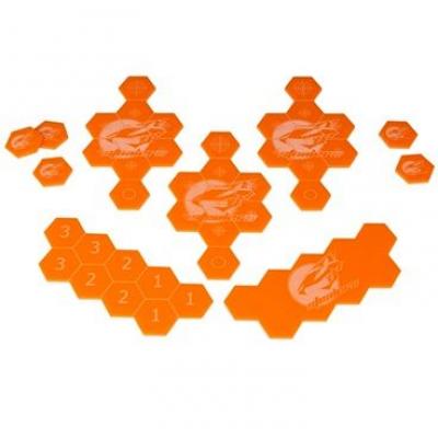 Dreadball: Skittersneak Stealers Acrylic Inserts