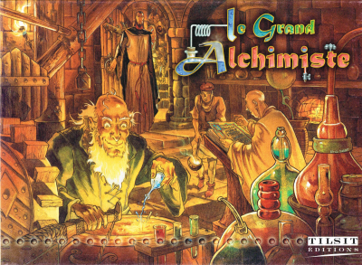 The Grand Alchemist