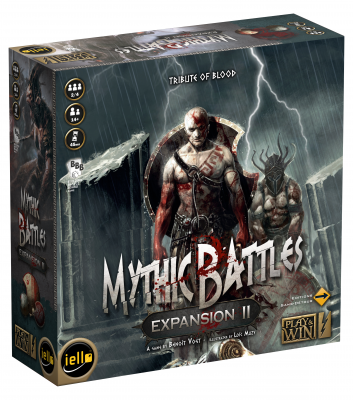 Mythic Battles: Expansion 2 – Tribute of Blood