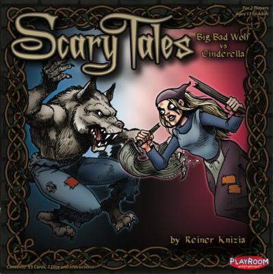 Scary Tales: Big Bad Wolf vs. Cinderella