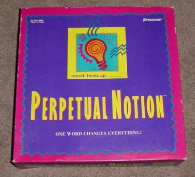 Perpetual Notion
