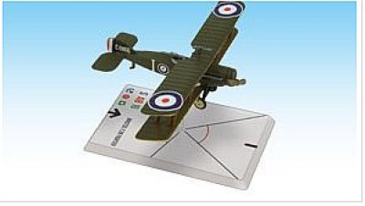 Wings of Glory: WW1 Airplane Pack - Bristol F.2B Fighter (Harvey/Waight)