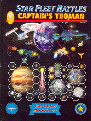 Star Fleet Battles: Captain's Yeoman – Captains Module A+