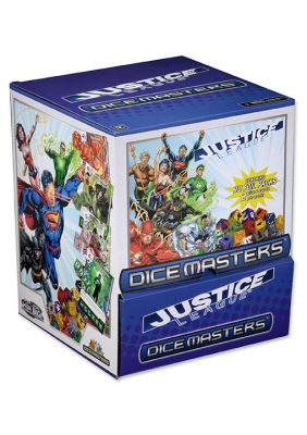DC Dice Masters: Justice League - Gravity Feed (90)