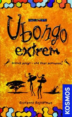 Ubongo Extrem: Mitbringspiel