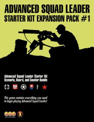 Advanced Squad Leader: Starter Kit Expansion Pack #1