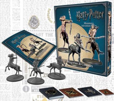 Harry Potter Miniatures Adventure Game: Magorian & Centaurs