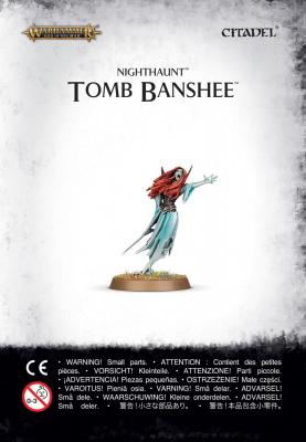 Warhammer: Age of Sigmar - Nighthaunt: Tomb Banshee