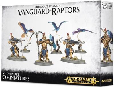 Warhammer: Age of Sigmar - Stormcast Eternals: Vanguard-Raptors