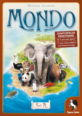 Mondo: Zusatzspieler Pack A