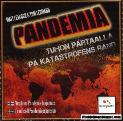 Pandemia: På Katastrofens Rand