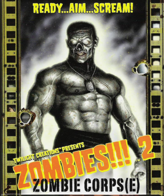 Zombies!!! 2: Zombie Corps(e)