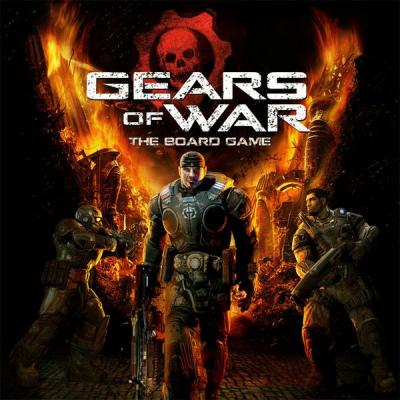 Gears of War: Das Brettspiel