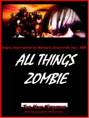 ATZ: All Things Zombie