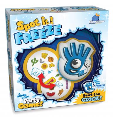Spot it! Freeze