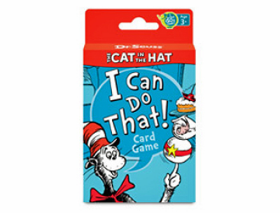 Dr Seuss: I Can Do That! Card Game