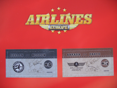 Airlines Europe: New Bonus Connections