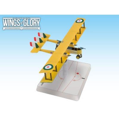 Wings of Glory: WW1 Airplane Pack - Caproni Ca.3 (La Guardia)