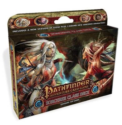 Pathfinder Adventure Card Game: Class Deck – Sorceror