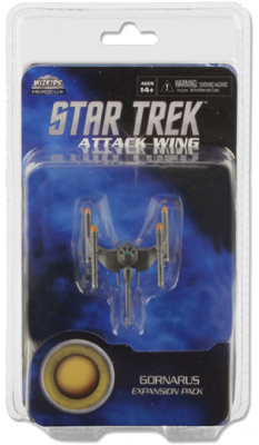 Star Trek: Attack Wing – Gorn Starship Independent Expansion Pack