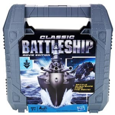 Battleship Movie Edition Game