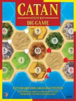 Catan: Big Game