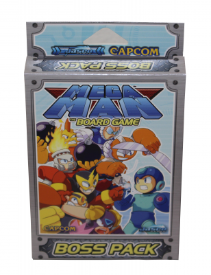 Mega Man: The Board Game – Boss Pack