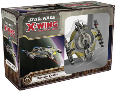 Star Wars: X-Wing Miniatures Game - Shadow Caster Expansion Pack