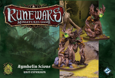 Runewars: The Miniatures Game - Aymhelin Scion