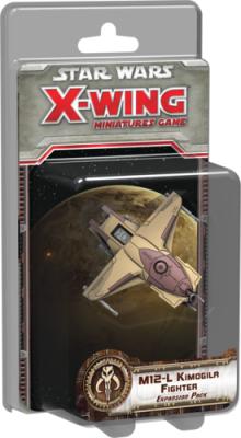 Star Wars: X-Wing Miniatures Game – M12-L Kimogila Fighter