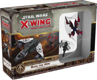 Star Wars: X-Wing - Canons á Louer