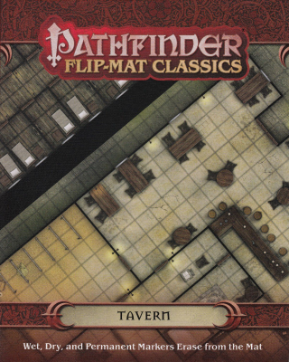 GameMastery Flip-Mat: Tavern