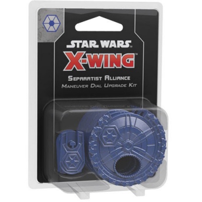 Star Wars: X-Wing (Second Edition) – Separatist Alliance Maneuver Dial