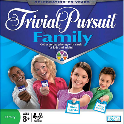Trivial Pursuit - Family
