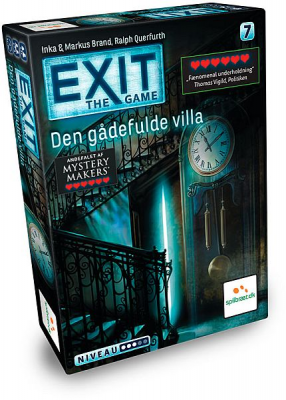 EXIT: Den gådefulde villa