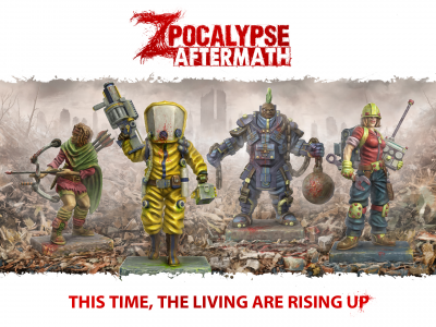 Zpocalypse: Aftermath - Z-Team Alpha