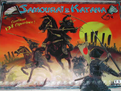 Samurai & Katana