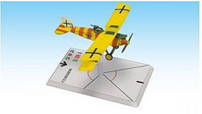 Wings of Glory: WW1 Airplane Pack - Halberstadt CL.II (Niemann/Kolodzicj)