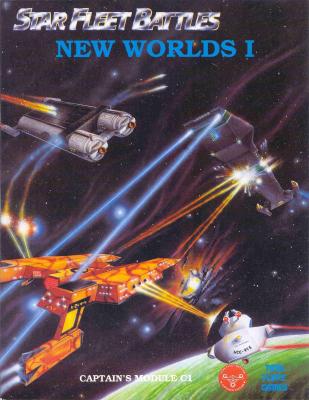 Star Fleet Battles: Module C1 – New Worlds 1