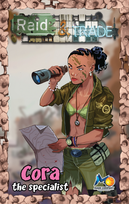 Raid & Trade: Cora the Specialist