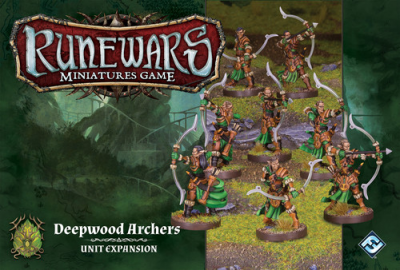 Runewars: The Miniatures Game - Deepwood Archers