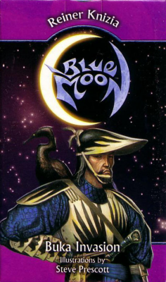 Blue Moon Expansion: Buka Invasion