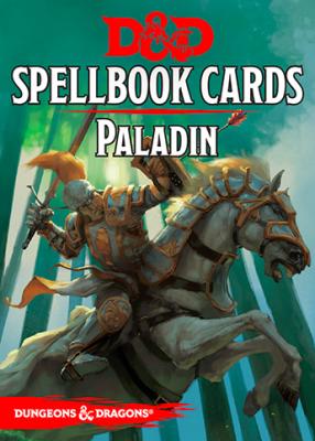 Spellbook Cards: Paladin