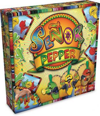 Señor Pepper