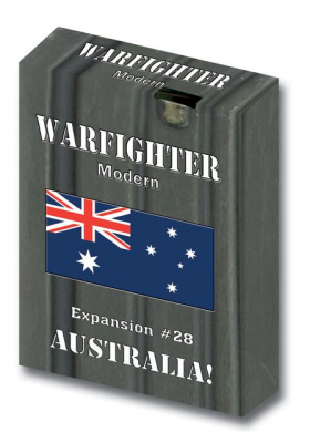 Warfighter: Expansion #28 – Australia