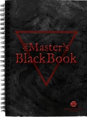 Fantasy World Creator - The Master's Black Book