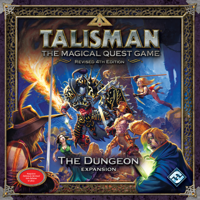 Talisman (fourth edition): Katakomben